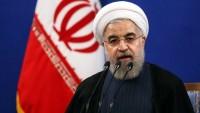"""Cumhurbaşkanı Ruhani'den """"meşru savunma"""" açıklaması"""