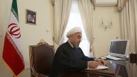 Ruhani, 5+1 grubu ülkelerine mektup gönderdi