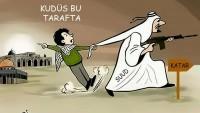 Karikatür: SUUD, YİNE YÖNÜNÜ ŞAŞIRDI..!