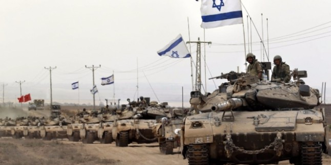 Korsan İsrail Golan Tepeleri ve Ürdün Vadisi'nde tatbikata başlayacak