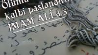 Ölümü unutmak, kalbi paslandırır. İMAM ALİ (A.S) / TASARIM