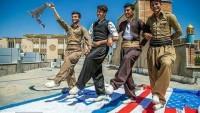 Foto: İran'da Kürt halkı KUDÜS gününe özel gösteri sergiledi
