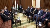 Hamas ile Fetih yetkilileri bir araya geldi