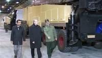 FOTO: İran'ın 2. Füze Şehri