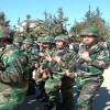 Dera'da Suriye Vatanını Kişisel Savunma Kursu İkinci Grubunu Mezun Etti