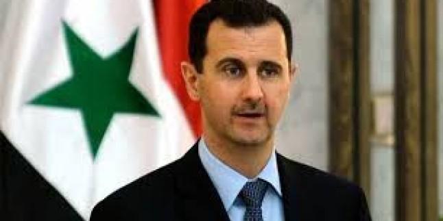 Beşar Esad: Suriye Halkı Bütünüyle İnsanlık Örneği Sergiliyor…