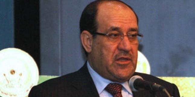 Maliki: Terörle Mücadele Terörün Bulunduğu Tüm Bölgelerde Olmalıdır…