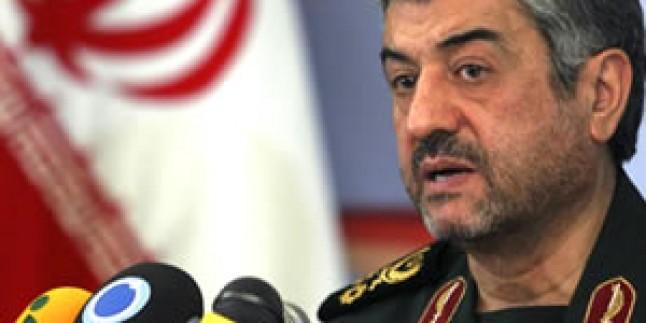 Sipahiler Başkomutanı General Muhammed Ali Caferi: Korsan İsrail'le Yapılan Savaş Filistin'in Fethi İle Sonuçlanacaktır…