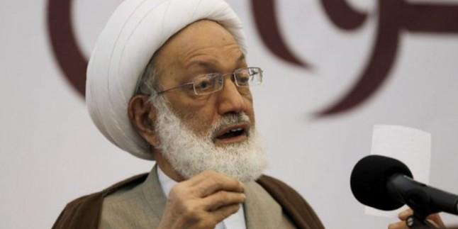 Şeyh İsa Kasım: Bahreyn Halkı Sorunlara Karşı Direnişi Sürdürmelidir…
