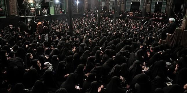 İran Aşura Merasiminden Fotoğraflar