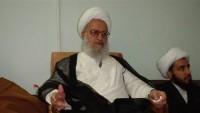 Ayetullah Mekarim Şirazi: Tüm Müslümanların bir ibadet gibi, Dünya Kudüs Günü yürüyüşlerine katılmaları gerek