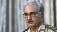 Libya Parlamentosu Başkanı, Halife Hafter'i Libya ordusu baş komutanlığına atadı…