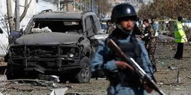 Kabil'deki İngiliz Büyükelçiliği'ne saldırı