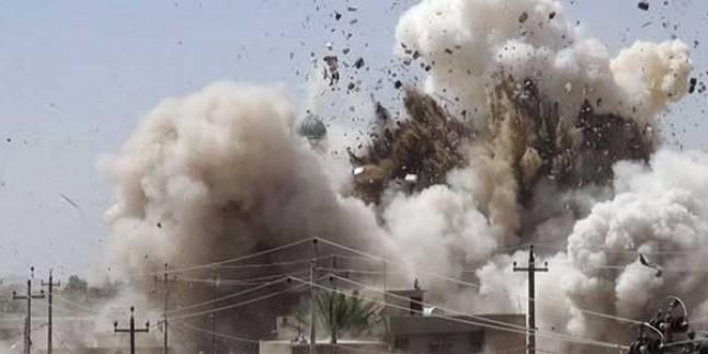 """IŞİD'in Sapık Zihniyeti """"Şirk"""" diyerek Türbe Yıkmaya Devam Ediyor…"""