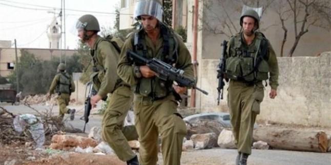 Siyonist İsrail 8 Filistinliyi Yaraladı