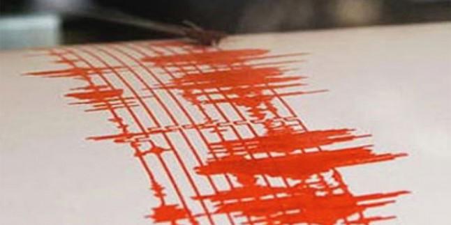 Simav'da deprem