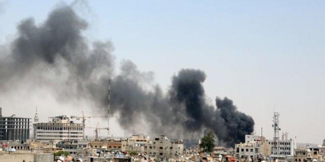Abd Ve İsrail Destekli Muhalifler Suriye'de Katliama Devam Ediyor…