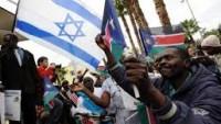 Çıban başı İsrail Sudan'daki ayrılıkçılarla görüştü
