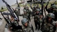 Suriye Ordusu, Recm el Sayd Bölgesini Tamamen Kontrolüne Aldı…