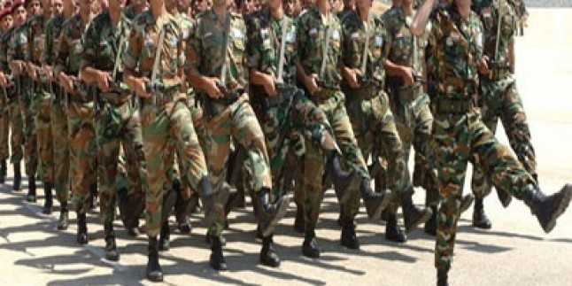 Suriye ordusu emin adımlarla ilerliyor