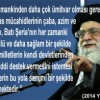 İmam Ali Hamaney: Filistin Milleti…
