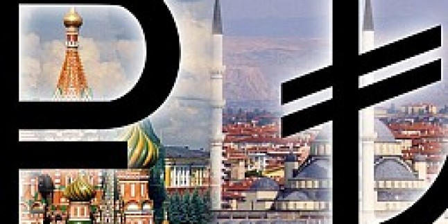 Türkiye-Rusya Anlaşmasında Dolara Çelme