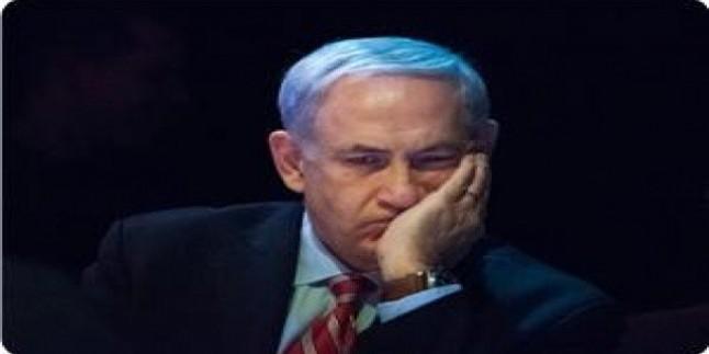 Siyonist Netanyahu'dan Eylemlere Karşı Tedbirler…