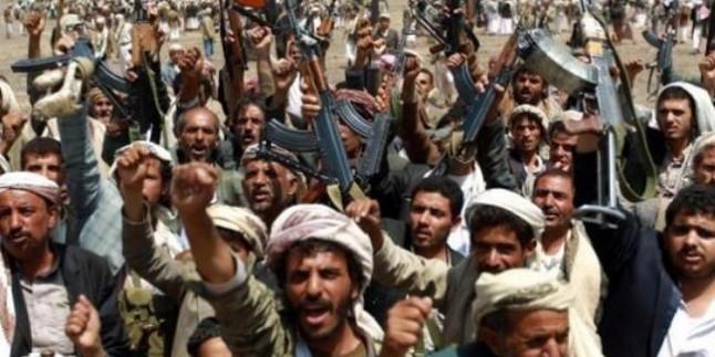 Yemen Hizbullahı başkent Sana'da selefi çetelerle çatıştı