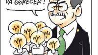 """Karikatür: Medyanın P""""AK""""LIĞI"""