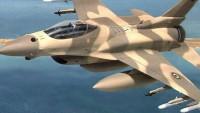 Yunan Savaş Uçağı Gavdos Adası Açıklarında Arızalanarak Düştü…
