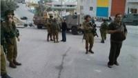 Siyonist İşgal Güçleri Hamas'ın Etkinlik Yapacağı Alana Baskın Düzenledi…