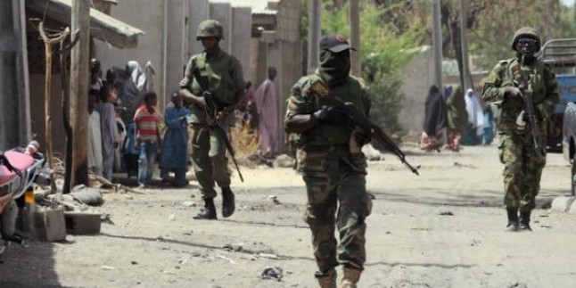 Nijerya, ABD'nin askeri eğitimini istemiyor