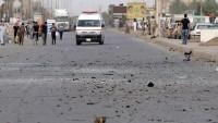 Bağdat'ta Bombalı Saldırı Gerçekleşti…