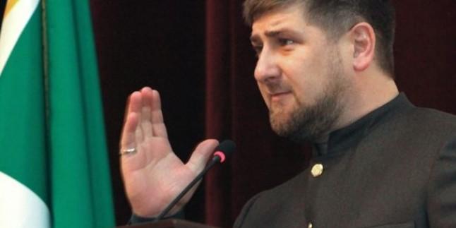 Çeçenistan lideri, saldırılardan Ukrayna ve Türkiye'yi sorumlu tuttu