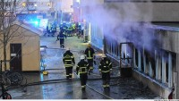 İsveç'te Bir Cami Daha Saldırıya Uğradı…