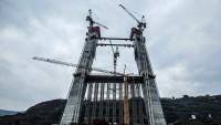 3. Köprü İnşaatında Çalışan İşçiler Emeklerinin Karşılığını Alamadığı İçin İş Bıraktı…