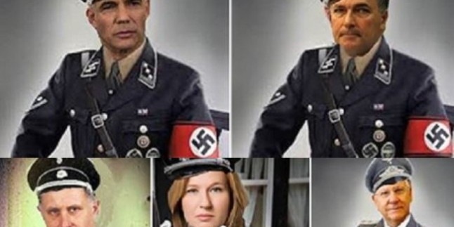İsraillilerin Nazi hayranlığı