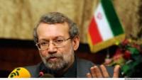 İran meclis başkanı Laricani, Kerbela valisi ile görüştü