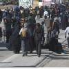 Erbain merasimi için Irak'a geçen İranlı sayısı şimdiden 1.2 milyonu aştı