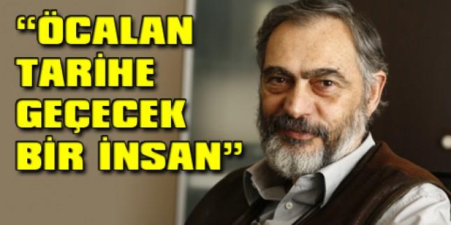 Etyen Mahçupyan: Öcalan(!) İdeolojik Olarak Gerçekten Bir Rehber(!) Ve Lider(!)