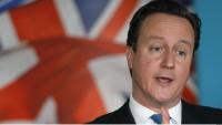 Cameron:Esed konusunda Türkiye ile hemfikiriz