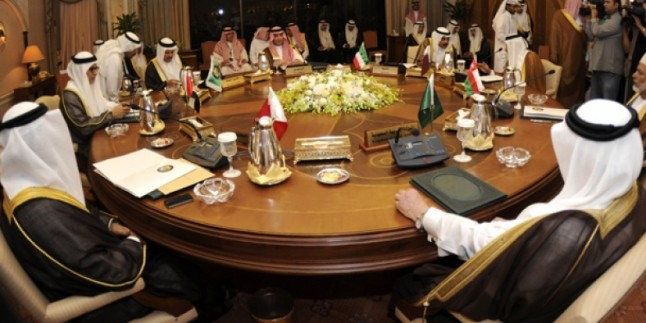 Körfez ülkeleri Doha'da toplandı