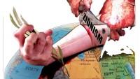 Karikatür: Siyonizm Dünya Barışının Önünde Bir Engeldir…