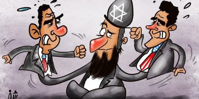 Büyük Şeytan Siyonist rejime olan askeri desteğini 9 kat arttırıyor!