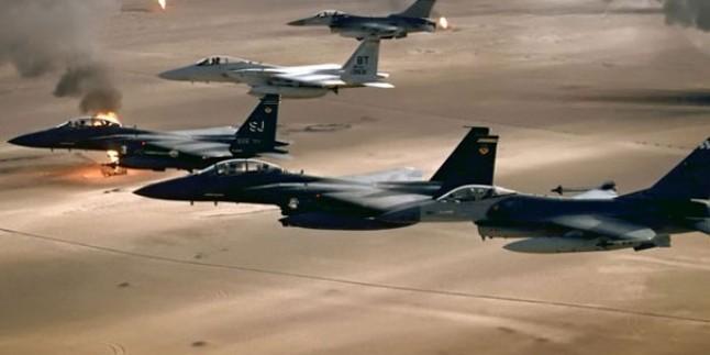 Suriye ordusu IŞİD'in petrol konvoyunu vurdu