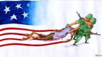 Kan İçici ABD: Libya'dan Asla Çıkmayacağız