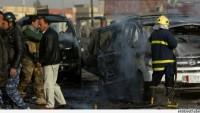 Bağdat'ta Düzenlenen Bombalı Saldırılarda 5 Kişi Öldü 21 Kişi Yaralandı…