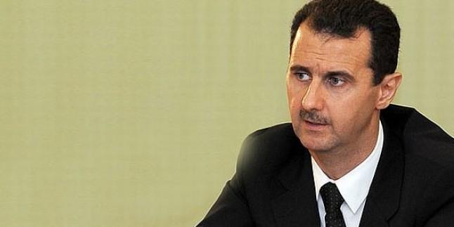 Esad:ABD'nin IŞİD aleyhindeki hava saldırıları işe yaramadı