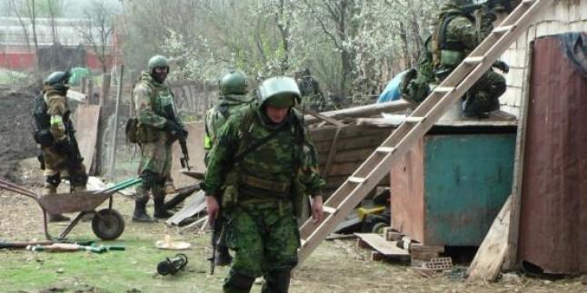 Grozni'de çatışmalar: 10 ölü