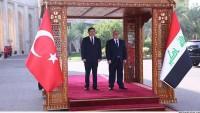 Irak Başbakanı Türkiye'de